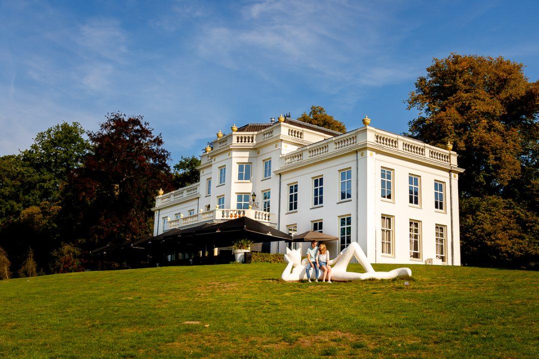 Witte villa Sonsbeek